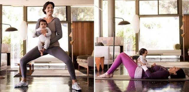 10 Jenis Olahraga Untuk Ibu Menyusui Dalam Menurunkan Berat Badan