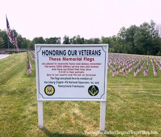 Indiantown Gap National Cemetery in Pennsylvania