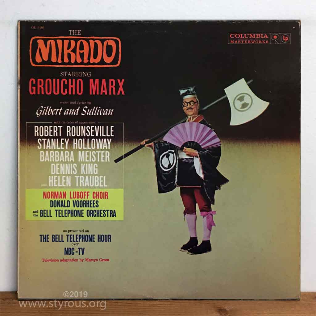 The Styrous® Viewfinder: 20,000 vinyl LPs 183: Sir Arthur