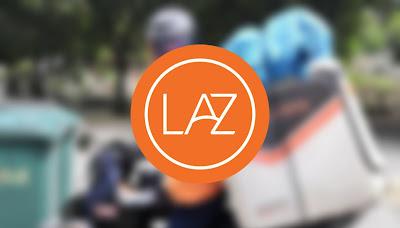 Cara Daftar Lazada Express Rider 2020 Online