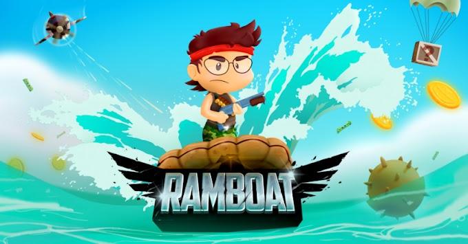 Ramboat Çevrimdışı oyun 4.1.1 Sınırsız Para Hileli Apk Mod İndir