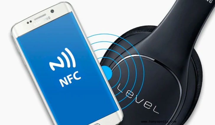 Headset Smartphone with NFC