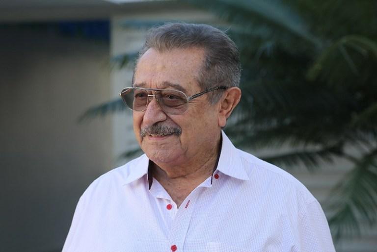 Na UTI após piora, Senador José Maranhão será transferido para São Paulo