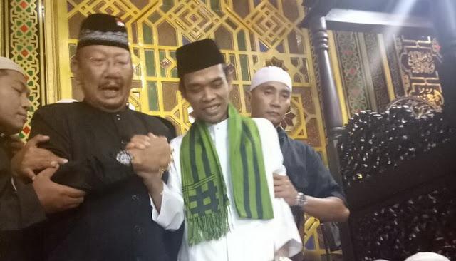 Laporan Persekusi terhadap Ustad Abdul Somad Musti Tunggu Ini Dulu...