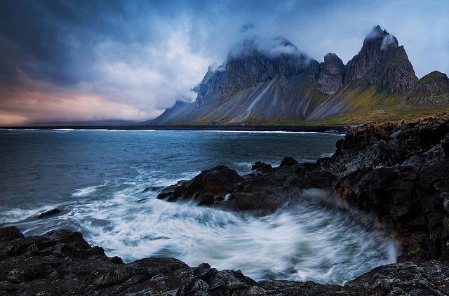 Fiordos del Este en Islandia - Viajar a los Fiordos del Este de Islandia
