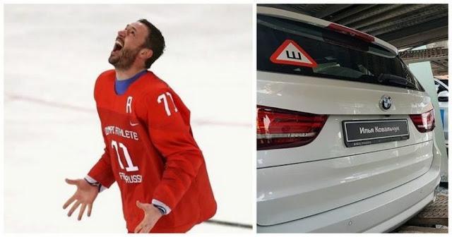 Известный хоккеист Илья Ковальчук продал машину, чтобы спасти жизнь ребенку