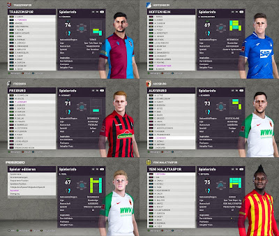 PES 2020 Facepack V2 by PB Facemaker