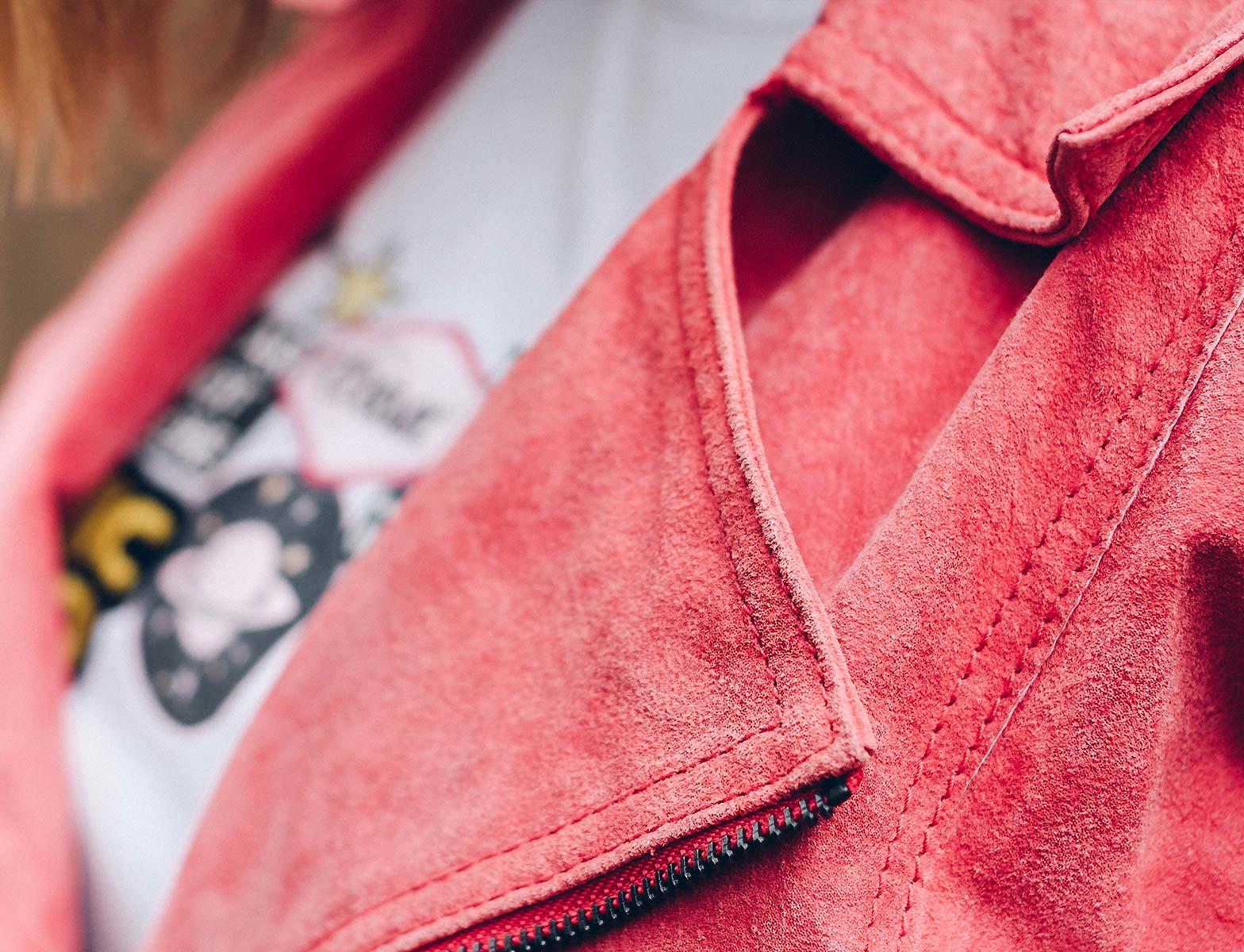 Wildlederjacken im Trend: stylisch kombinieren