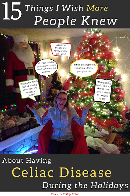 15 Things I Wish More People Knew About Having Celiac Disease During the Holidays