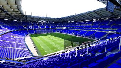 PES 2021 Stadium Volksparkstadion