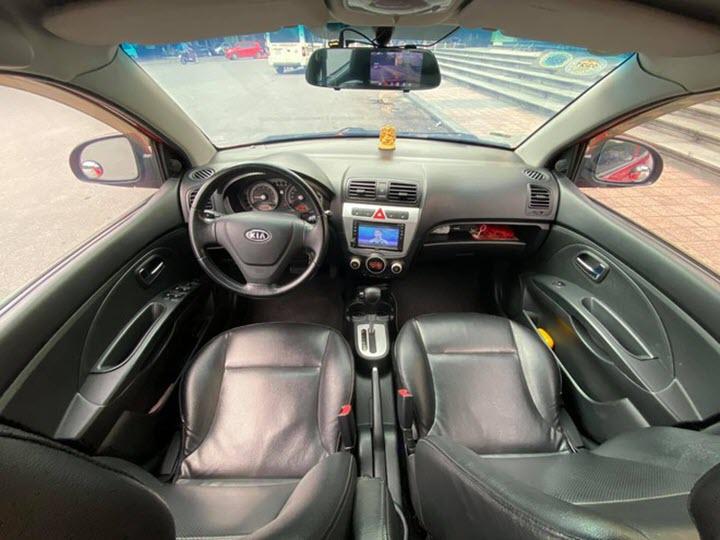 Kia Morning 12 năm tuổi - xe nhập khẩu giá dưới 200 triệu đồng