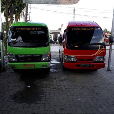 Travel Jakarta Lampung Terbaik Online