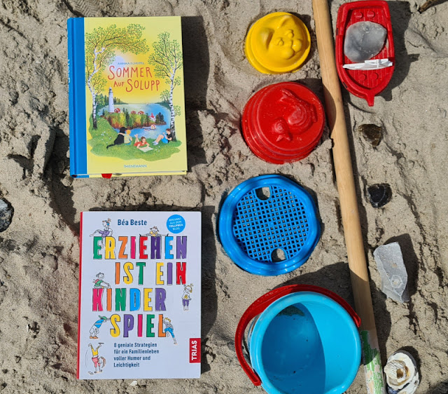 Für mehr Leichtigkeit im Familienleben! Zwei Buchtipps für Kinder und Eltern: Ein Buch für Kinder ab 10 Jahren und ein Ratgeber für Eltern stelle ich Euch auf Küstenkidsunterwegs vor.