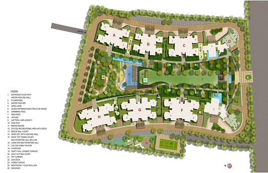1,2 & 3 BHK Flats For Sale