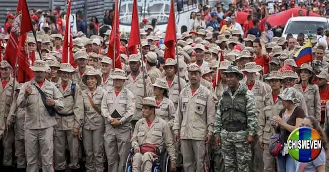 Joven viajó a Caracas para ser miliciano chaburro y lo encontraron muerto a golpes