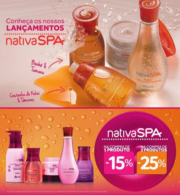 Susanita na Net  Lançamento Nativa SPA - Novos aromas para este Outono. ee394bf456977