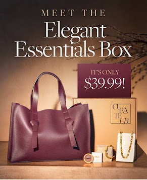 LFG Deals: Get CURATEUR's Fall Box  valued at over $300 for only $39.99! Offer code: WELCOME10