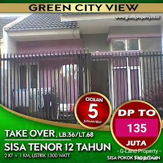 Rumah Over Kredit Rumah Take Over Bandung Cicaheum