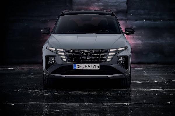 Hyundai Tucson N-Line 2021