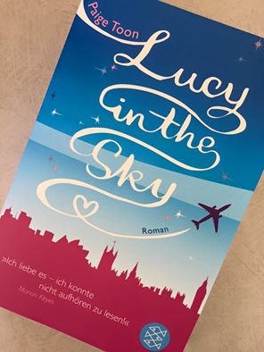Paige Toon, Lucy in the Sky, Diamonds, Buch, Fischer Verlag, Rezension