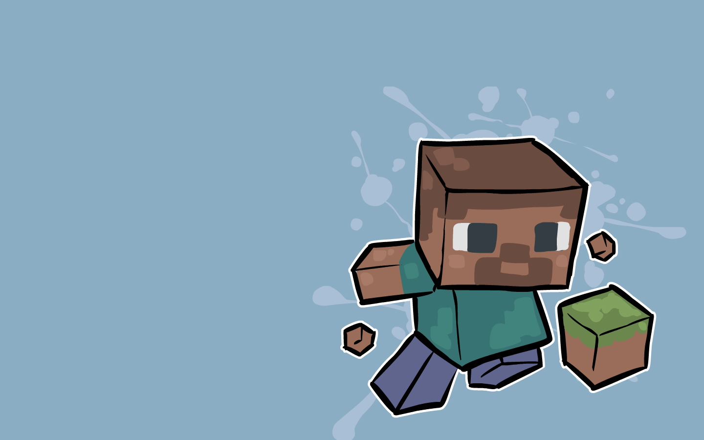 Minecraft Skin Wallpaper Maker