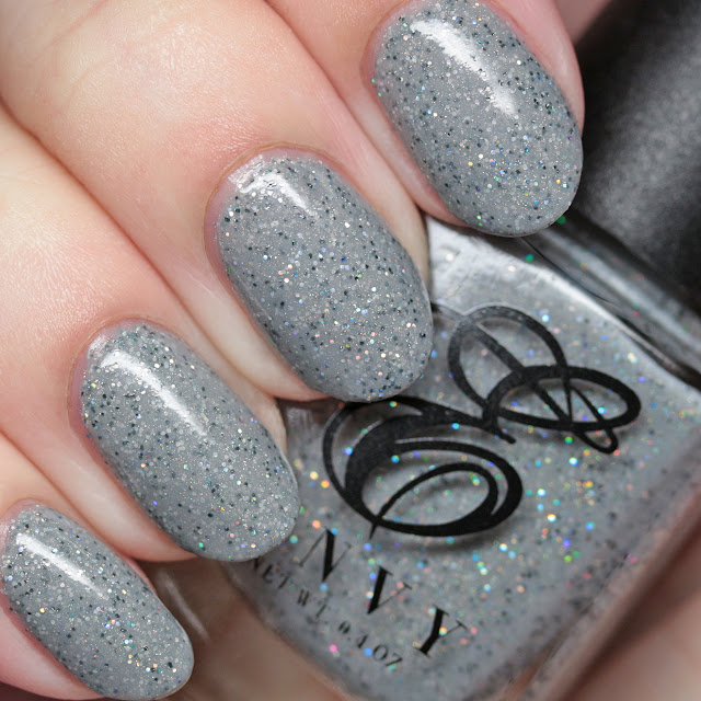 Envy Lacquer Deep in Voodoo Country