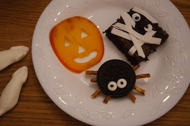 kinder essen halloween party good ideas
