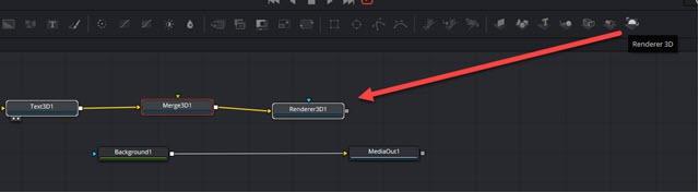 aggiunta di renderer3D a fusion