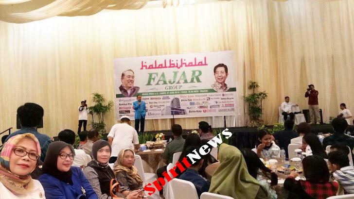 H Alwi Hamu, Gelar Halal Bi Halal 1439 H