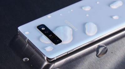 Spesifikasi Anti Air Samsung Galaxy S10