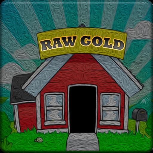 Raw Gold Escape Walkthrou…