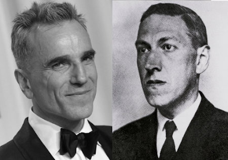 Daniel Day-Lewis and H.P. Lovecraft