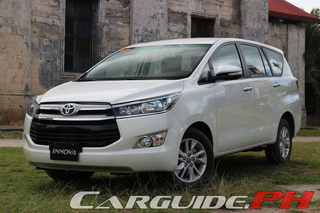 All New Kijang Innova Vs Crv Toyota Camry Indonesia First Drive 2016 2 8 G Philippine Car News