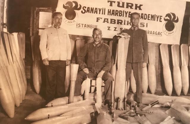 şakir zümre fabrikası
