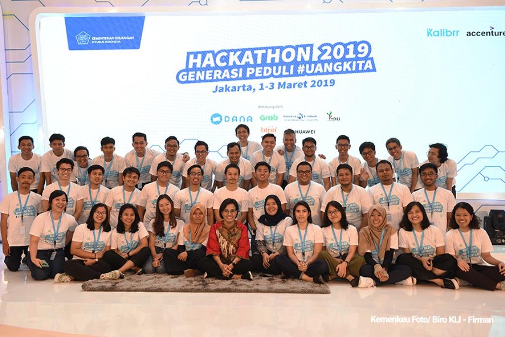 Kemenkeu: Kompetisi Hackathon 2019 Dorong Generasi Muda Peduli APBN