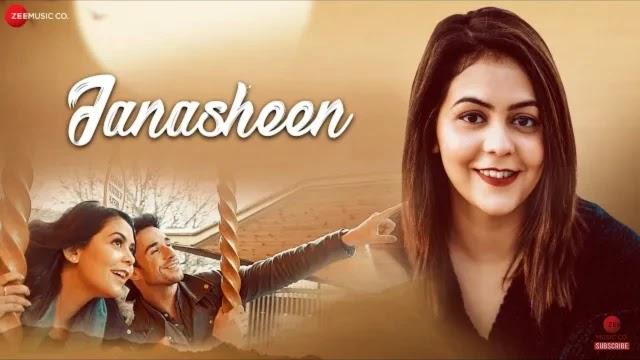 Janasheen Lyrics - Akshara Tatiwala