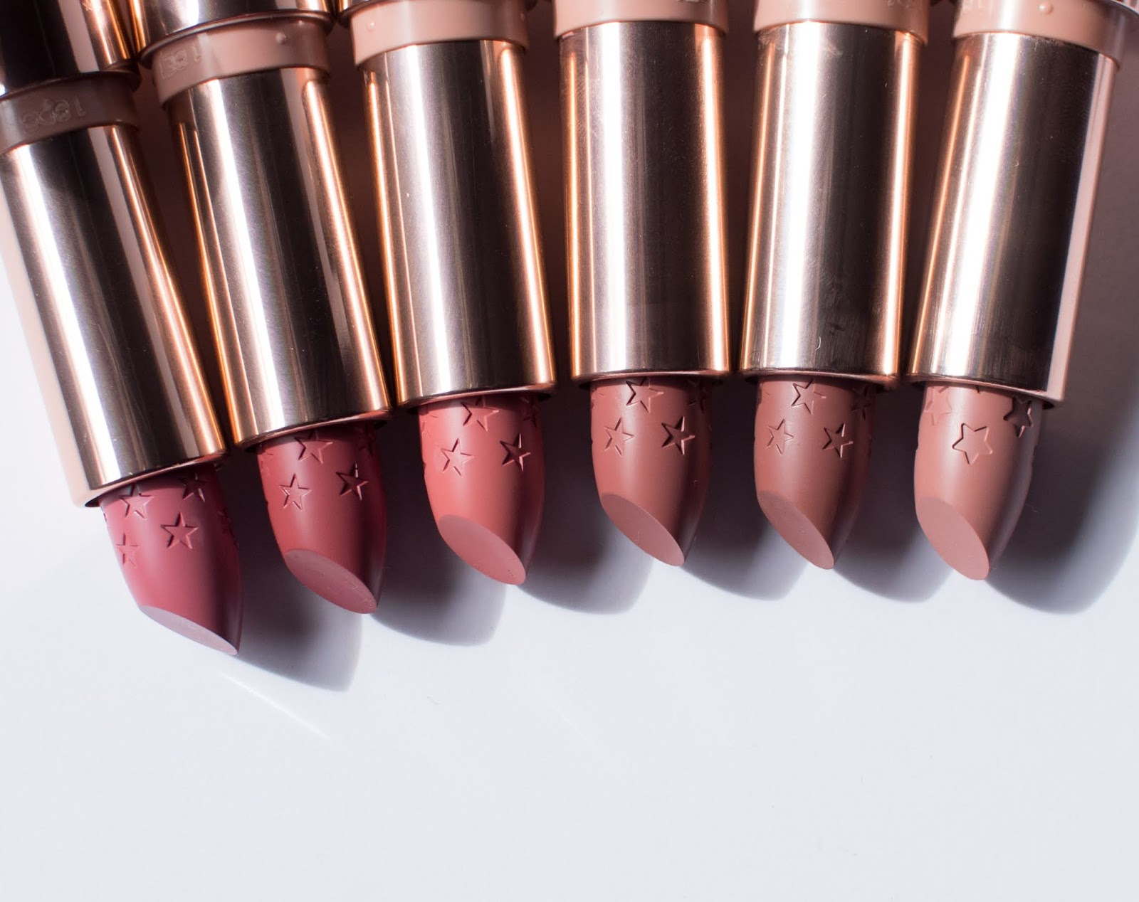 Colourpop Lux Lipsticks