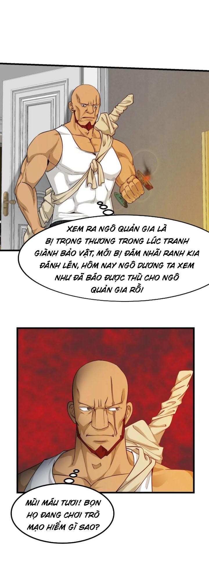 Ta Chẳng Qua Là Một Đại La Kim Tiên Chapter 89 - Trang 8