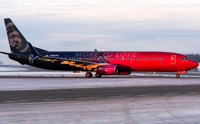 Livery Of The Week Alaska Airlines Special