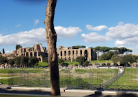 Palantine hill, Rome, City of seven hills, Bible Prophecy, Whore of Babylon