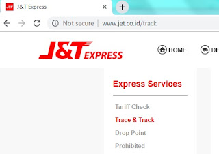 J&T Express Tracking