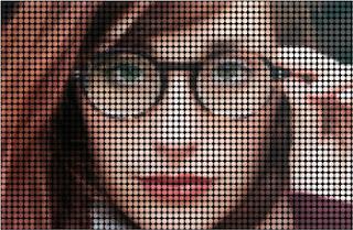 cara membuat polkadot di photoshop