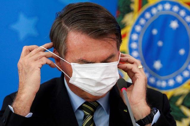 Presiden Brasil Bilang: You Harus Tahu, Produsen Vaksin tak Bertanggung Jawab atas Efek Samping