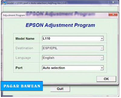 Cara Mengatasi Lampu Indikator Tinta Berkedip Pada Epson L110 L300 L210 L310