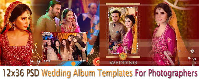 Wedding Album Templates