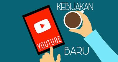 aturan ketentuan mendapatkan uang dari youtube