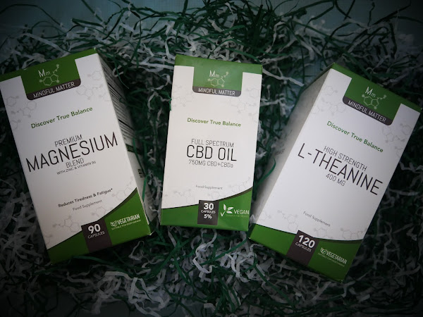 health and wellbeing supplements. CBD,