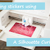Cutting stickers using your Silhouette Curio - Review and instructions