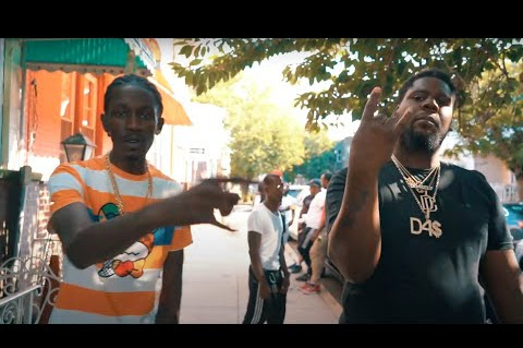 Watch: Teefy Bey And Loccie Shmula - Mobbin (Quilly Diss)