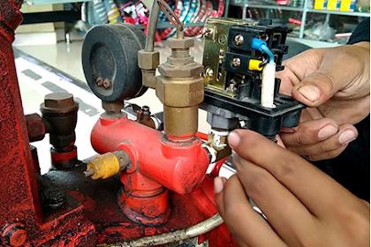Cara Memperbaiki Kompresor Lambat Mengisi Angin